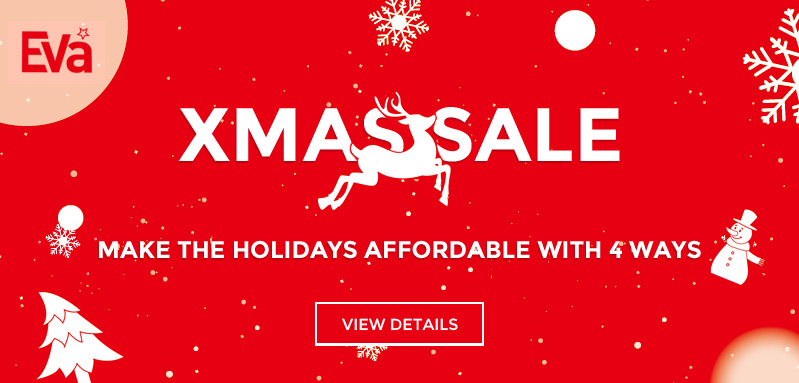 XMAS SALE - Make the Holidays Affordable with 4 Ways...