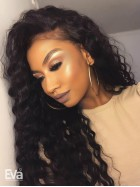 Courtney - Natural Hairline Fashion Curly Full Lace Human Hair Wig