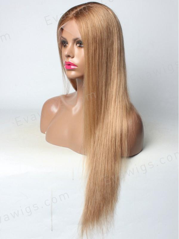 kim kardashian layered straight custom full lace human