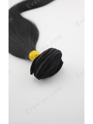 Indian Remy Human Hair Clip in Hair Extension