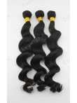 3 Pcs 100% Brazilian Virgin Human Hair Wefts Wavy Style Bundle Sale