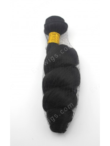 2015 New Bouncy Wave 100% Chinese Virgin Human Hair Weft