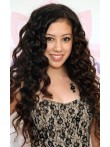 Stocked Long Wavy #2 Darkest Brown Full Lace Human Hair Wig