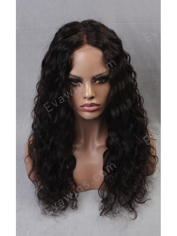 Brilliant 12 30 Available Long Deep Wavy Soft And Fluffy Full Lace Virgin Short Hairstyles For Black Women Fulllsitofus