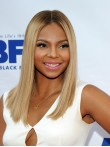 Ashanti Inspired Ombre Color Lob Human Hair Full Lace Wig