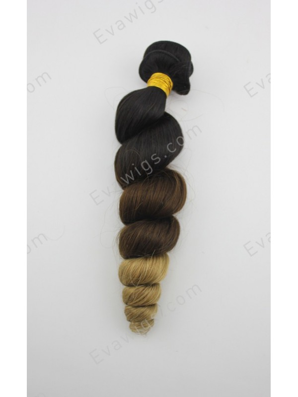 Human Hair Extensions 3 Colors 41