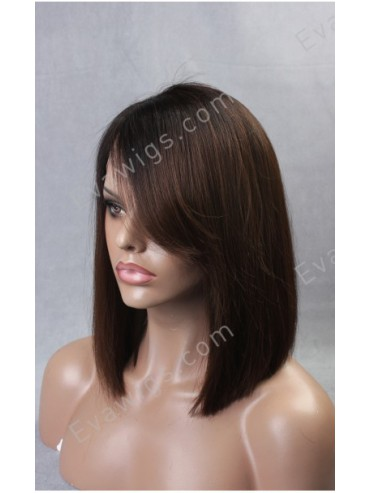 In Stock Pretty Bob with Side Bangs