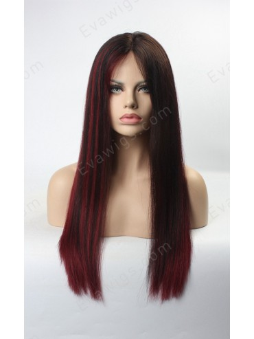 Custom EvaWigs Full Lace Human Hair Wig