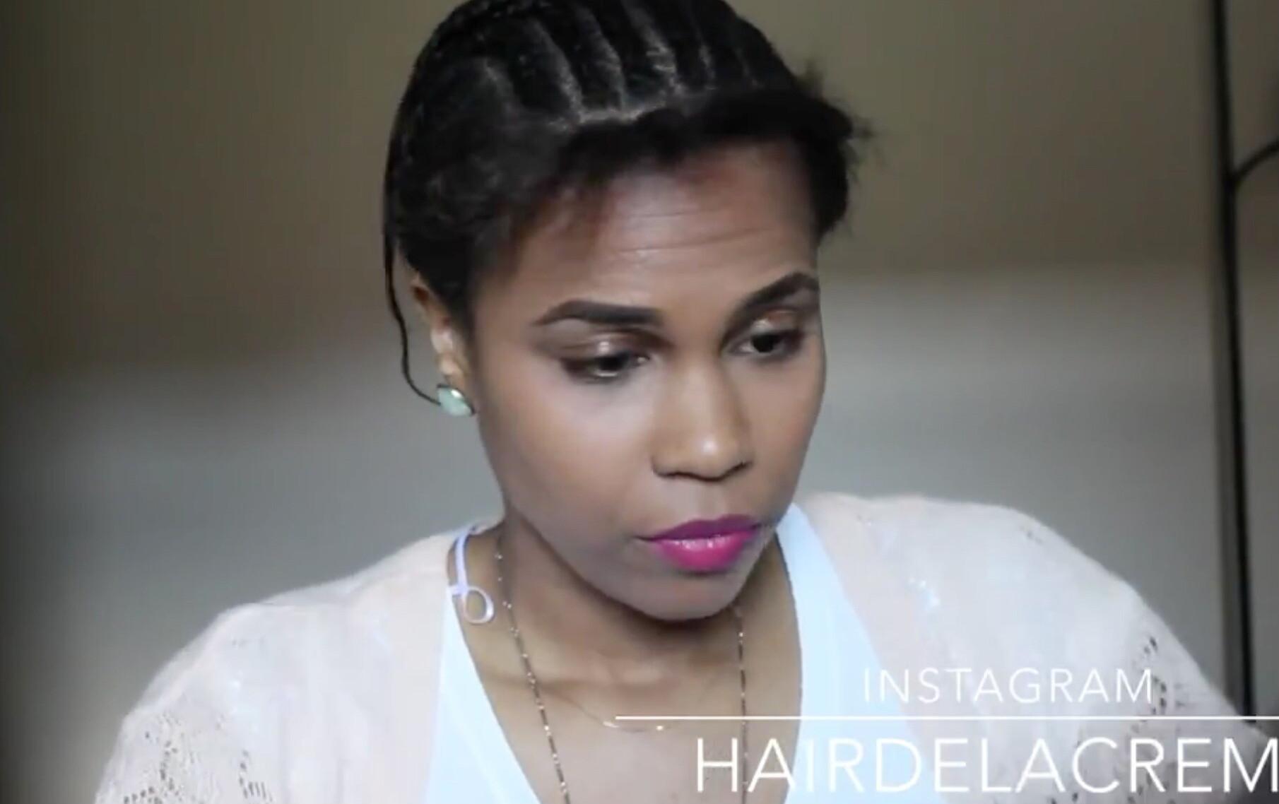 braid your own hair