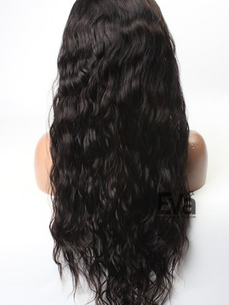 Stocked Goddess Body Wavy Full Lace Human Hair Wig With