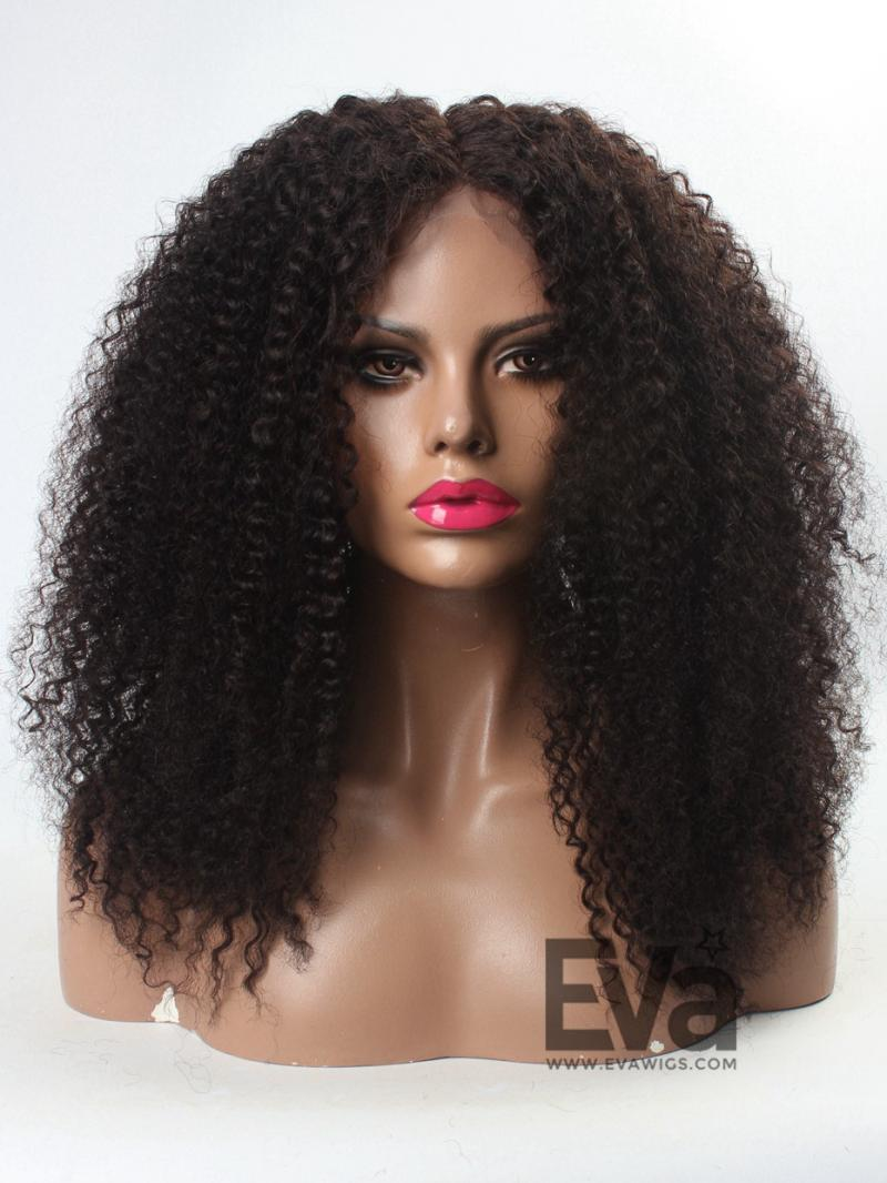 3c Hair 12 Quot 22 Quot Natural Afro Curly Human Hair Full Lace