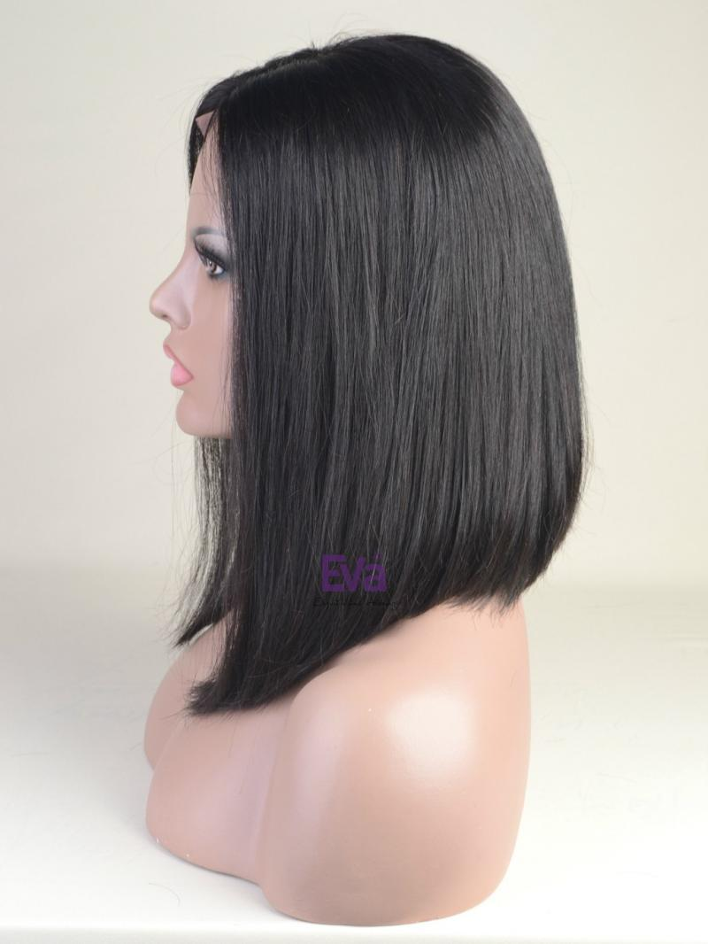 [Stock Lace Front] Graduated Cut Bob Lace Front Wig