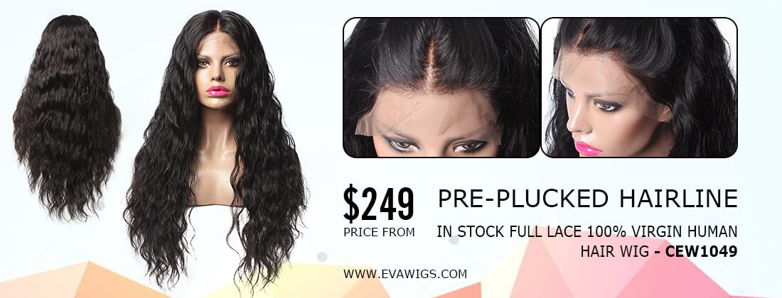 new arrival wavy wig