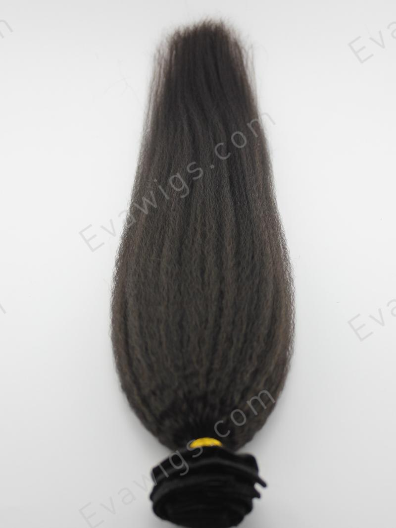 Clip In Hair Extensions Hair Wefts With Clips Extend Your Hair